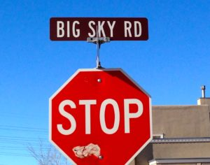 Big Sky Rd