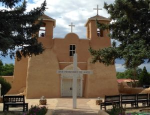 The Ranchos de Taos San Francisco Church