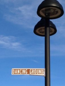 Dancing Ground