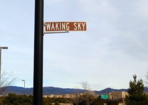Waking Sky