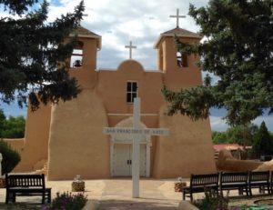 The Ranchos de Taos San Francisco Church