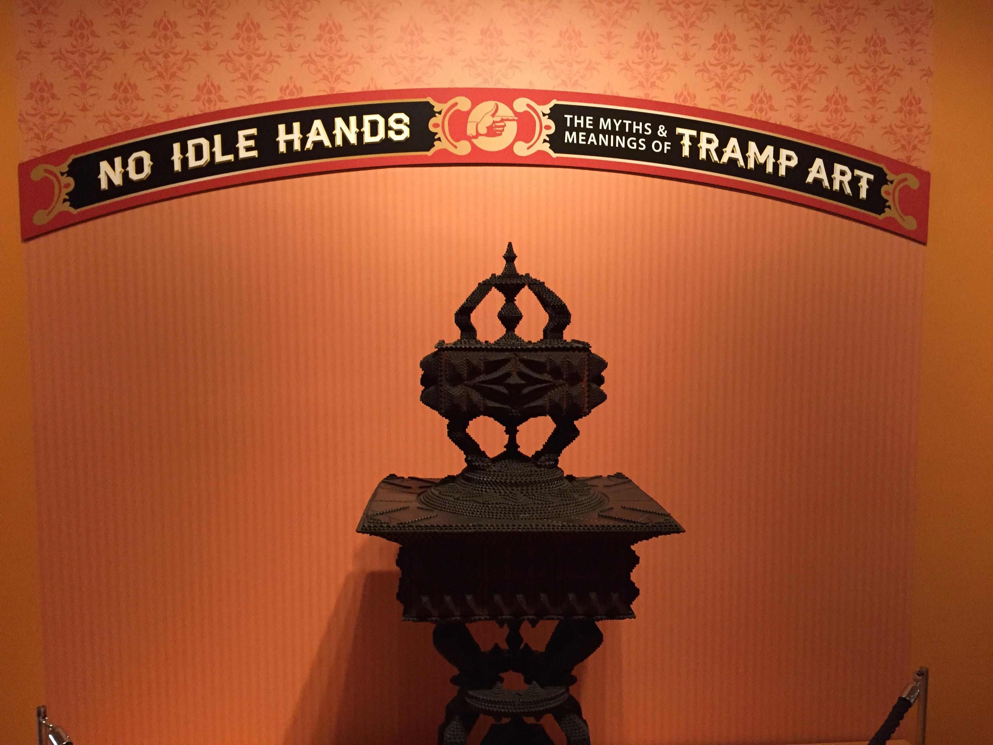 Santa Fe: Tramp Art Isn't What You Think